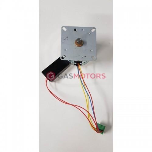 Motorek pro trojcestný ventil
