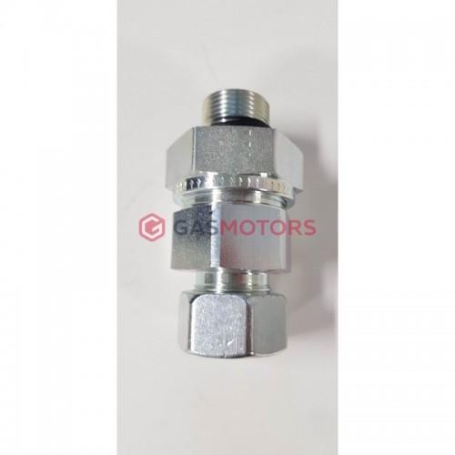 Protitlakový ventil na olejový chladič