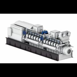 Uložení ložisek generátoru